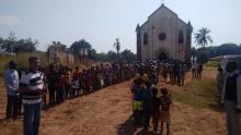 Capela Sagrado Coração de Jesus, em Mussuco.