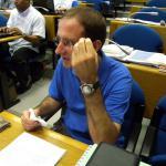 Il lavoro in aula della Commissione per l\'Identità carismatica