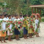 Inaugurazione ufficiale della Missione Rogazionista in PNG.