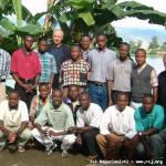 Cyangugu: giovani aspiranti e studenti di filosofia.