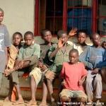 Cyangugu: ragazzi di strada .