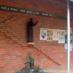Cyangugu: ingresso della casa