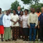 Centro Sociale di Nyanza, collaboratori ed educatori
