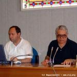 Segretario e Presidente della commissione per il documento capitolare