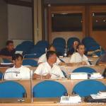 la commissione per il documento capitolare
