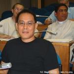 P. Gabriel Flores (Filippine) , eletto Consultore per Rogate e Missioni.