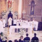 P. Annibale, Santo! Solenne cerimonia di ringraziamento nella Basilica Minore Madonna della Luce di Pinhais, Curitiba. L'Eucaristia è stata presieduta da S. Ex.za Mons. Pedro Fedalto.